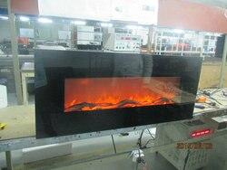 Freies verschiffen nach indonesien G-01 LED Flamme zertifizierung elektrischen kamin
