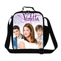 Cute girls shoulder lunch bags,violetta cooler bgas small lunch container cartoon lunch bags for adults lunch box bag for office