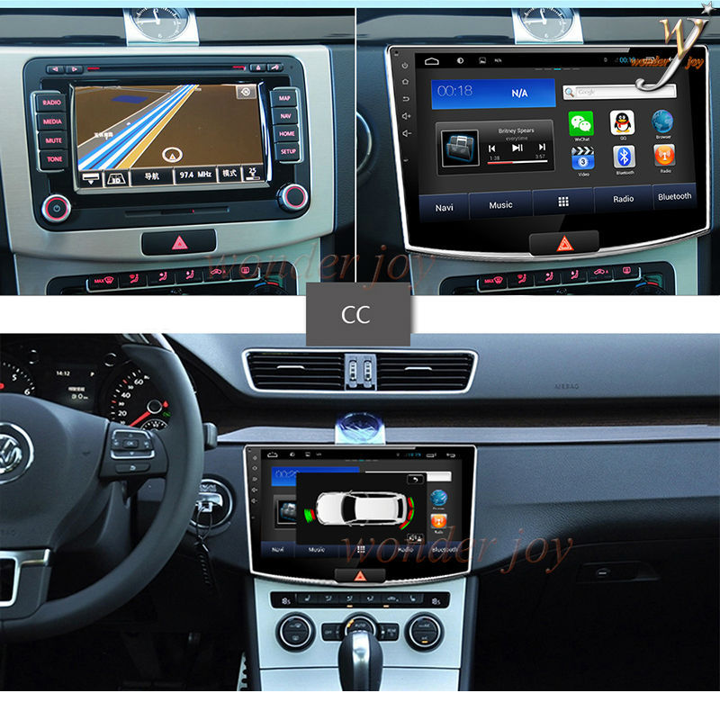 DVD auto player with sygic GPS navigation Android , DVD