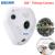 ESCAM Tiburón QP180 VR 960 P IP Cámara de Red WiFi Ojo de Pez 1.44mm 360 Wi-Fi Cámaras de Vigilancia CCTV Cámara soporte VR CAJA