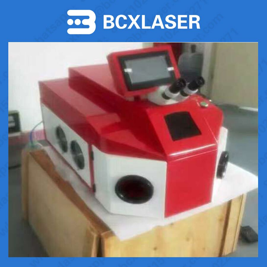 factory free shipping New Automatic jewelry laser welding machine laser welder for copper golden silver free shipping new lmm welder machine welding foot pedal control current for tig mig plasma cutter cnc soldering iron