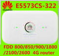unlocked Huawei e5573s-322 4g wifi router 150mbps E5573cS band 5 850mhz 4g mifi pocket router 4G dongle pk e5573 e5573s-320