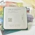 AMD APU A4-3300 процессор двухъядерный APU FM1 2.5 ГГц 1 МБ 65 Вт штук A4-3300 Интегрированной графикой, бесплатная доставка
