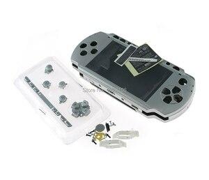 Image 5 - Ag capa de substituição para psp 1000 psp1000, kit de botões de carcaça completa com a melhor qualidade