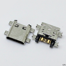 ChengHaoRan 5PCS/LOT for Samsung Galaxy Grand Prime G530 micro usb charge charging mini connector plug dock jack socket port