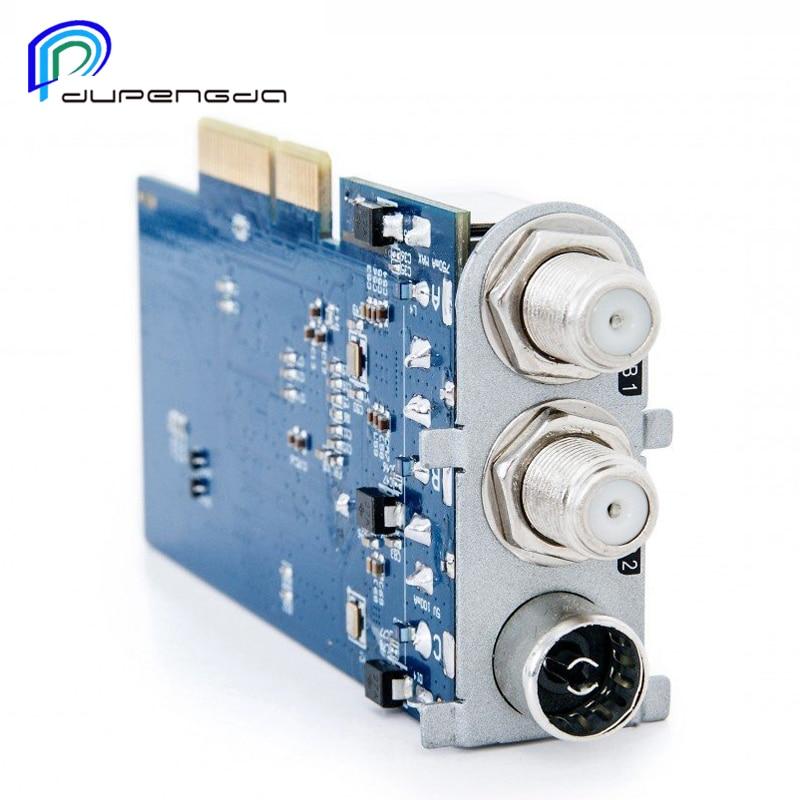 Hot Newest Dream Triple Tuner 2x DVB-S2  1x DVB-C/T2 for DM900 UHD DM7080 HD DM820 HD original dvb t satlink ws 6990 terrestrial finder 1 route dvb t modulator av hdmi ws 6990 satlink 6990 digital meter finder
