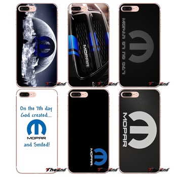 For Samsung Galaxy S3 S4 S5 MINI S6 S7 edge S8 Plus Note 2 3 4 5 Grand Core Prime Mopar Racing Chrysler Car Soft TPU Case