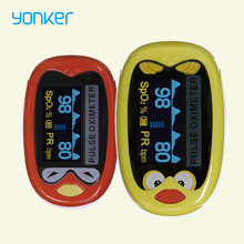 Yonker Neonatal Infant Finger Pulse Oximeter 1-12 år gammel Anvend Infant Kids Baby Pulse Oximeter Pediatric De Dedo Oximetro