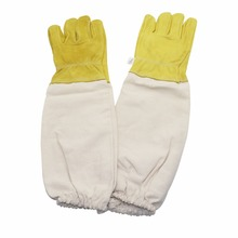 MH Wholesale bee equipment Quality protective gloves Insectary gloves Outdoor beekeeping Power cut honey knife 47 cm