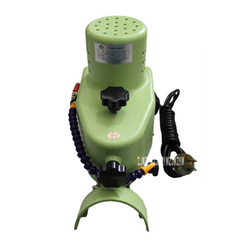 Nouvelle petite Machine de bordure en verre électrique, bord biseauté rond droit réservoir de poisson bordure tuile tondeuse meuleuse 220 v/110 v 800 W 8000r/min