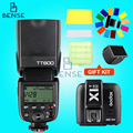 Godox TT600 2.4G HSS Wireless Flash Speedlite + X1T-N Transmitter for Nikon