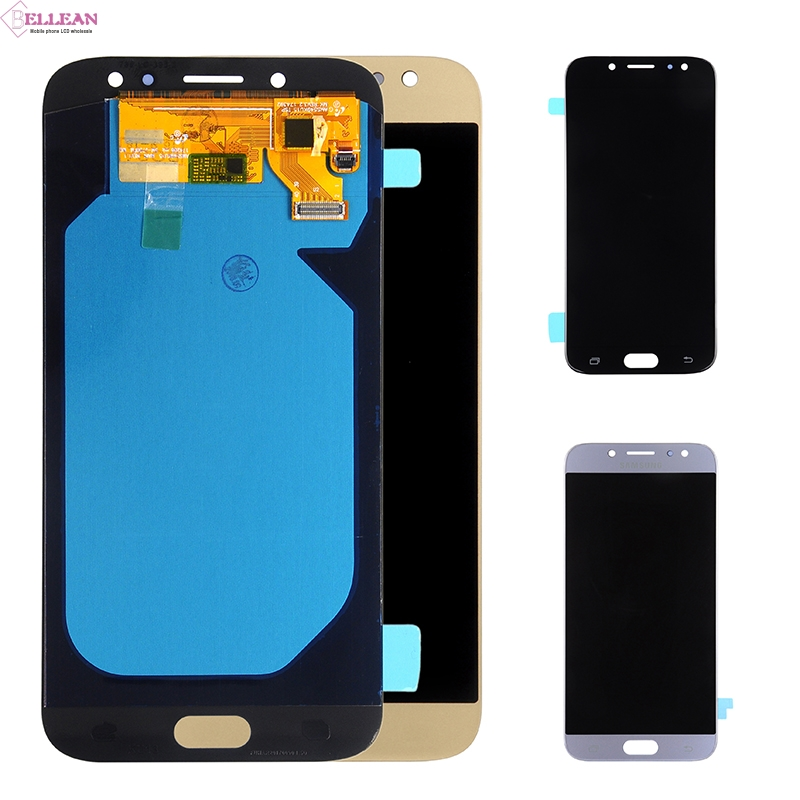 HH Promotion J7 2017 Display For Samsung Galaxy J730 LCD J7Pro J7 Pro J730 Display Touch Screen Digitizer Assembly Free Shipping