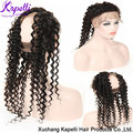 360 Lace Frontal Body Wave 360 Lace Virgin Hair Loose Wave Deep Wave Brazilian Lace Frontal Closure Lace Frontals With Baby Hair