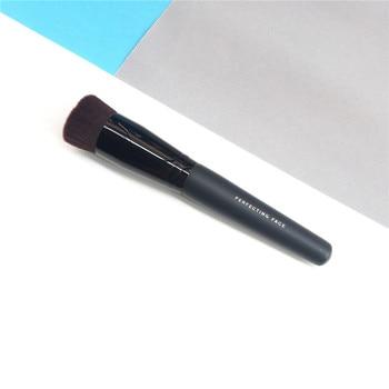 bdbeauty Perfecting Face Foundation Brush - Uniquely Concave Design Full Coverage Foundation Brush 3