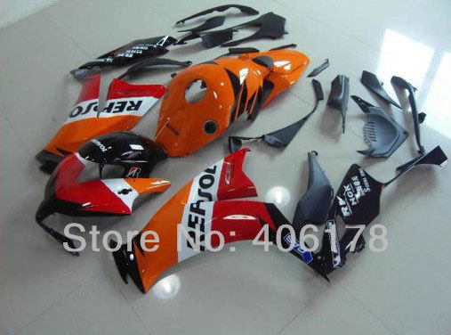 Hot Sales,ABS Fairing For Honda CBR1000RR Fireblade 2012 2013 2014 CBR 1000 RR Repsol Motorcycle Fairings (Injection molding) hot sales bodykits for honda cbr500r fairings 2013 2014 cbr 500 r 13 14 cbr500 rr abs motorcycle fairing injection molding