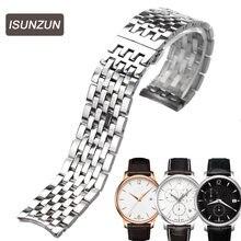 Часы isunzun для мужчин и женщин стальной ремешок часов tissot