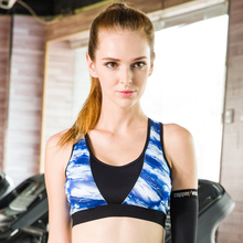 Professional womenyoga fitness vest running dancing underwear Elasticated breathable Quick-drying Sweat Vest sports bras