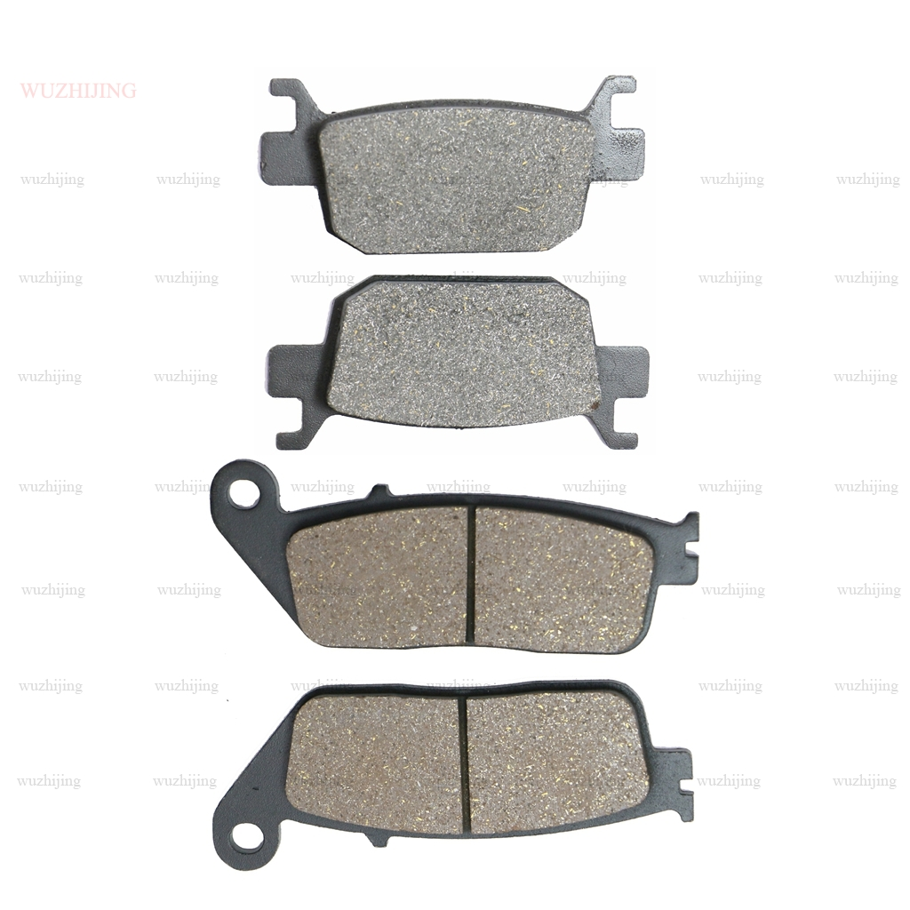 Sh300 300 I Front Rear To Adopt Advanced Technology Official Website Brake Pad Set Fit For Honda Sh150 Sh 150 I Rear Disc Model 09-17 09-15