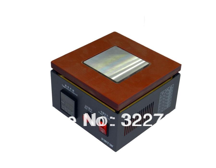 Acquisto gratuito Honton HT-2012 sfera BGA da 12 cm * 12 cm piastra riscaldata stazione di saldatura BGA LED di saldatura