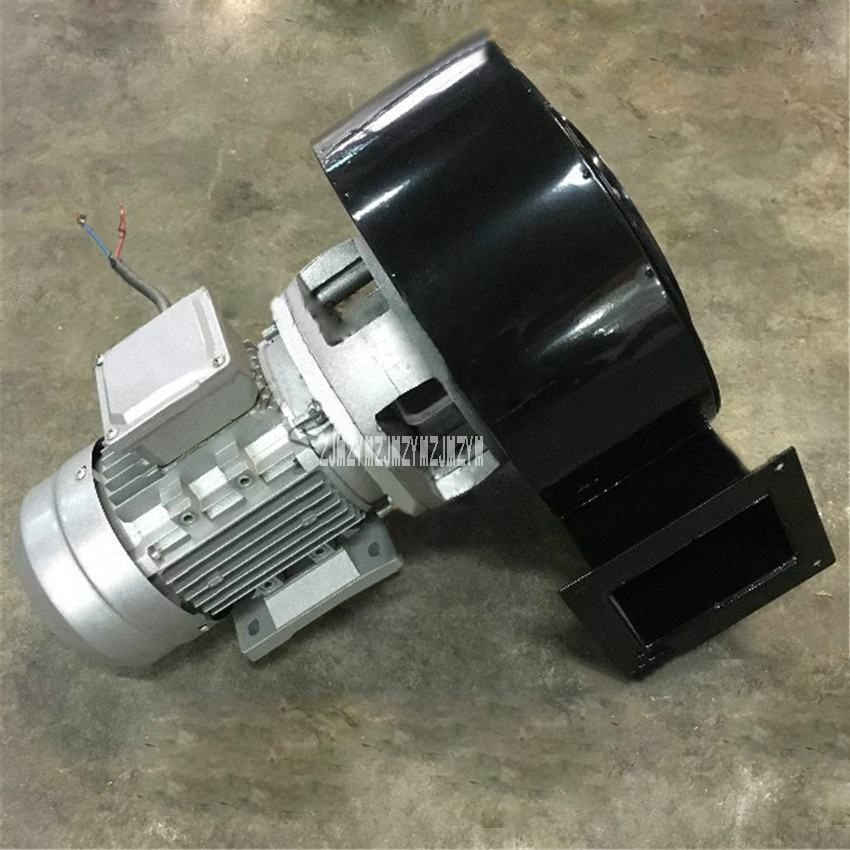 New DF-2.5 Centrifugal Blower Low Noise Extraction Centrifugal Fan Blower Dust Blower 220v / 380v 2.2KW 3500-4600 m3/h 2800r/min casual men s round collar solid color short sleeves t shirts