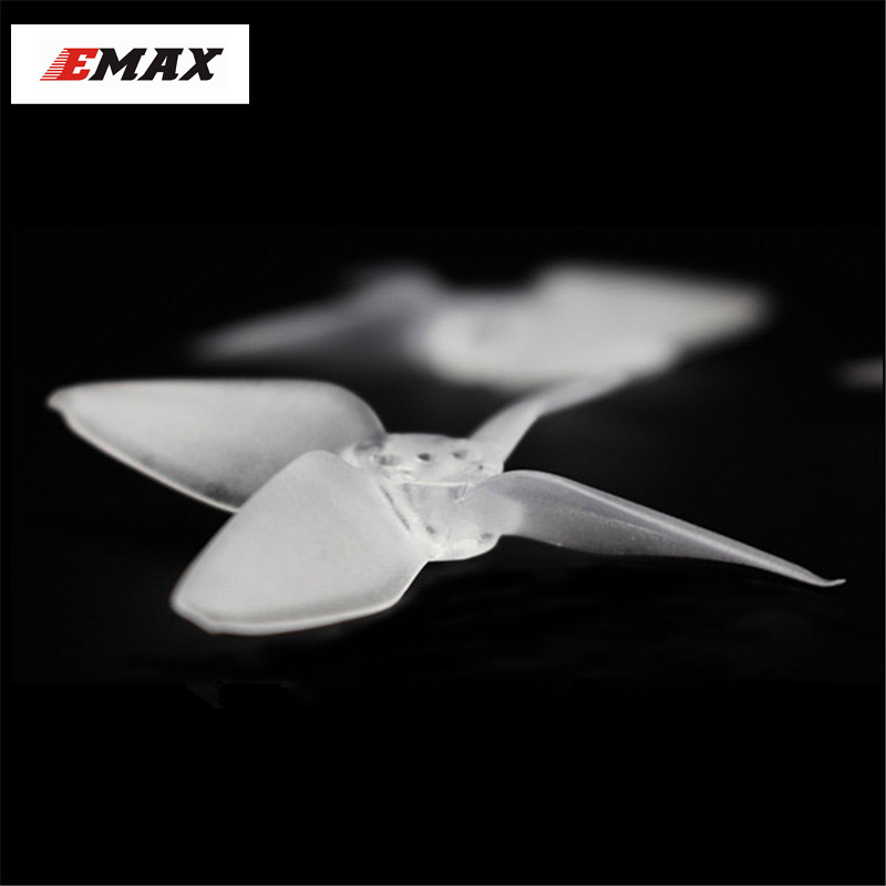 6 Pairs Emax AVAN Micro 2 Inch CW CCW 4 Blade Propeller for 1106 4500-6500KV Motor RC Models Multicopter Spare Parts f17778 4pcs lot 2 pairs fpv nylon fiber cw ccw propeller for yuneec typhoon q500