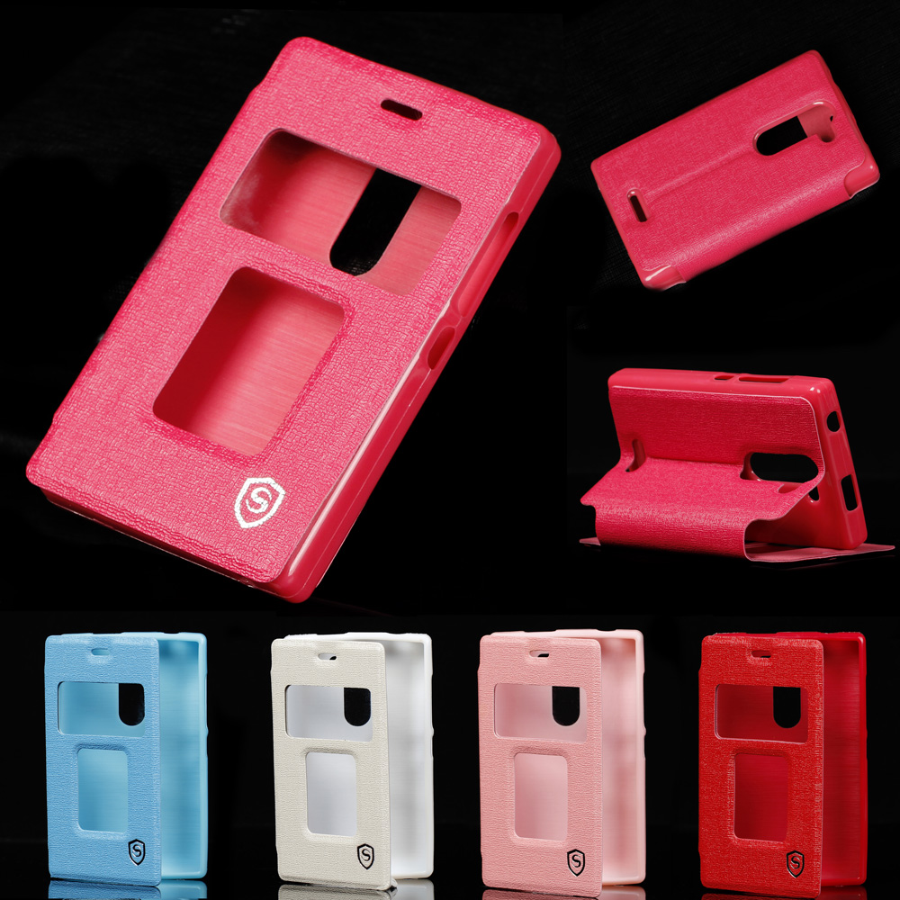 Pu Leather 3.0For Nokia Asha 502 Case For Nokia Asha 502 Cell Phone Flip Cover Case-in ...  Pu Leather 3.0F...