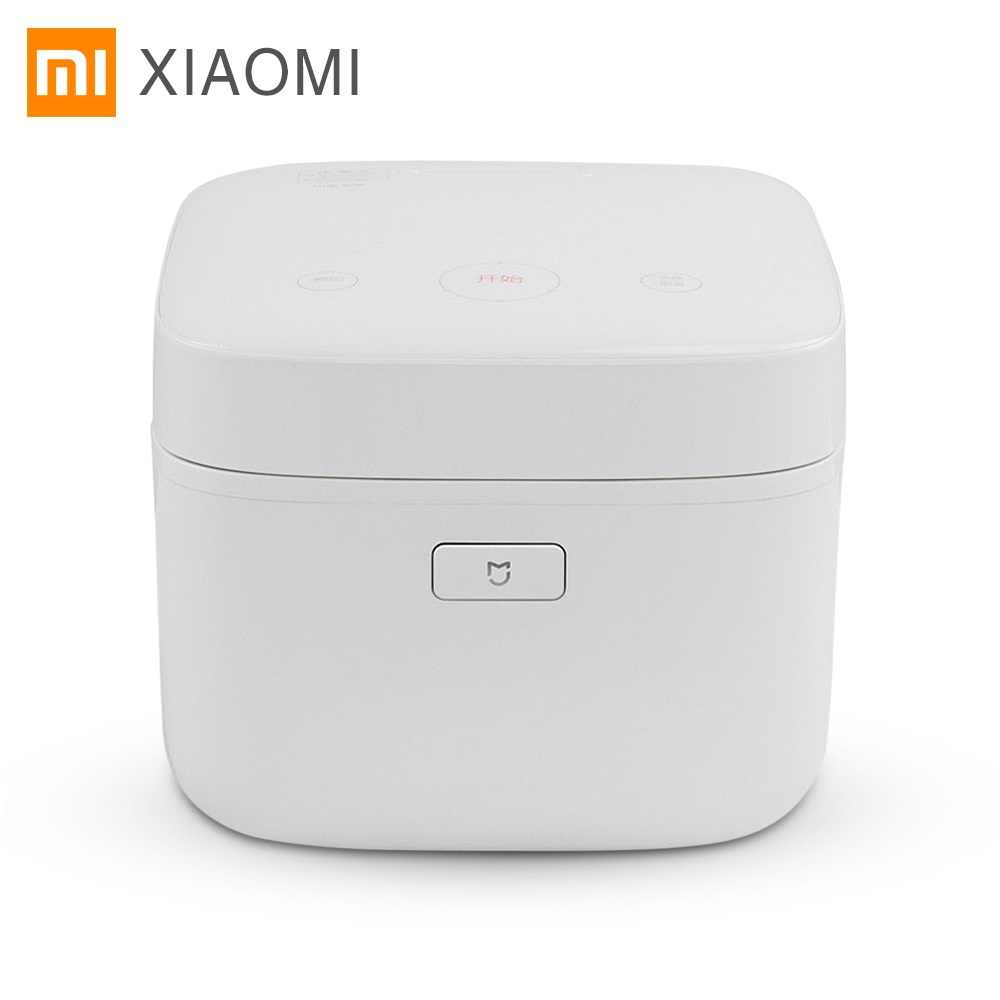 Xiaomi Mijia Mi IH 3L Electric Rice Cooker Alloy Cast Iron IH Heating Pressure Cooker APP Remote Control Home Appliances