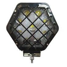 цена на Safego LED Work Light 48W Car Light Spot Beam 12v 24v Driving Lamp Fog Lights For Jeep ATV UAZ SUV 4WD 4x4 Truck Tractor 5D