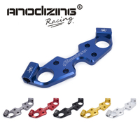Motorcycle Lowering Triple Tree Front End Upper Top Clamp For SUZUKI GSXR1300 2008 2015