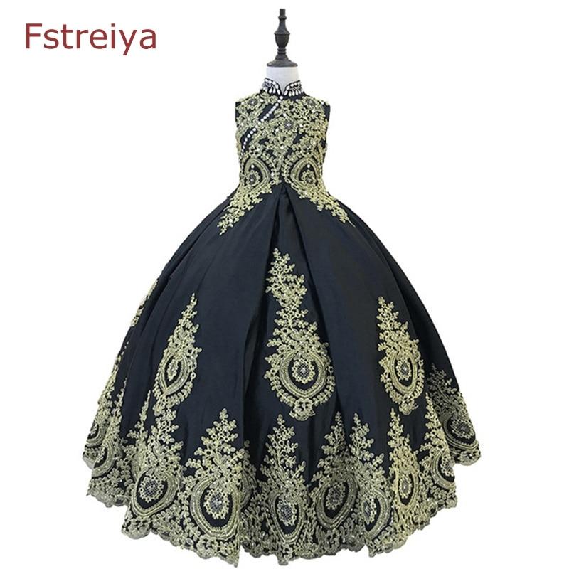 0fd531e656ef Custom baby girls party dress Teenage girl princess elsa dress ...