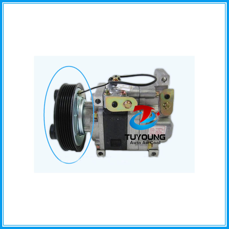 Back To Search Resultsautomobiles & Motorcycles Hard-Working Auto A/c Air Conditioning Compressor Clutch For Mazda 3 1.6l H12a1ag4dy Bp4k61k00 Air Pump Clutch