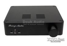 Douk Audio TDA7498E Class D HiFi Stereo Digital Amplifier High-power Audio Amp 160Wx2 Black Free Shipping