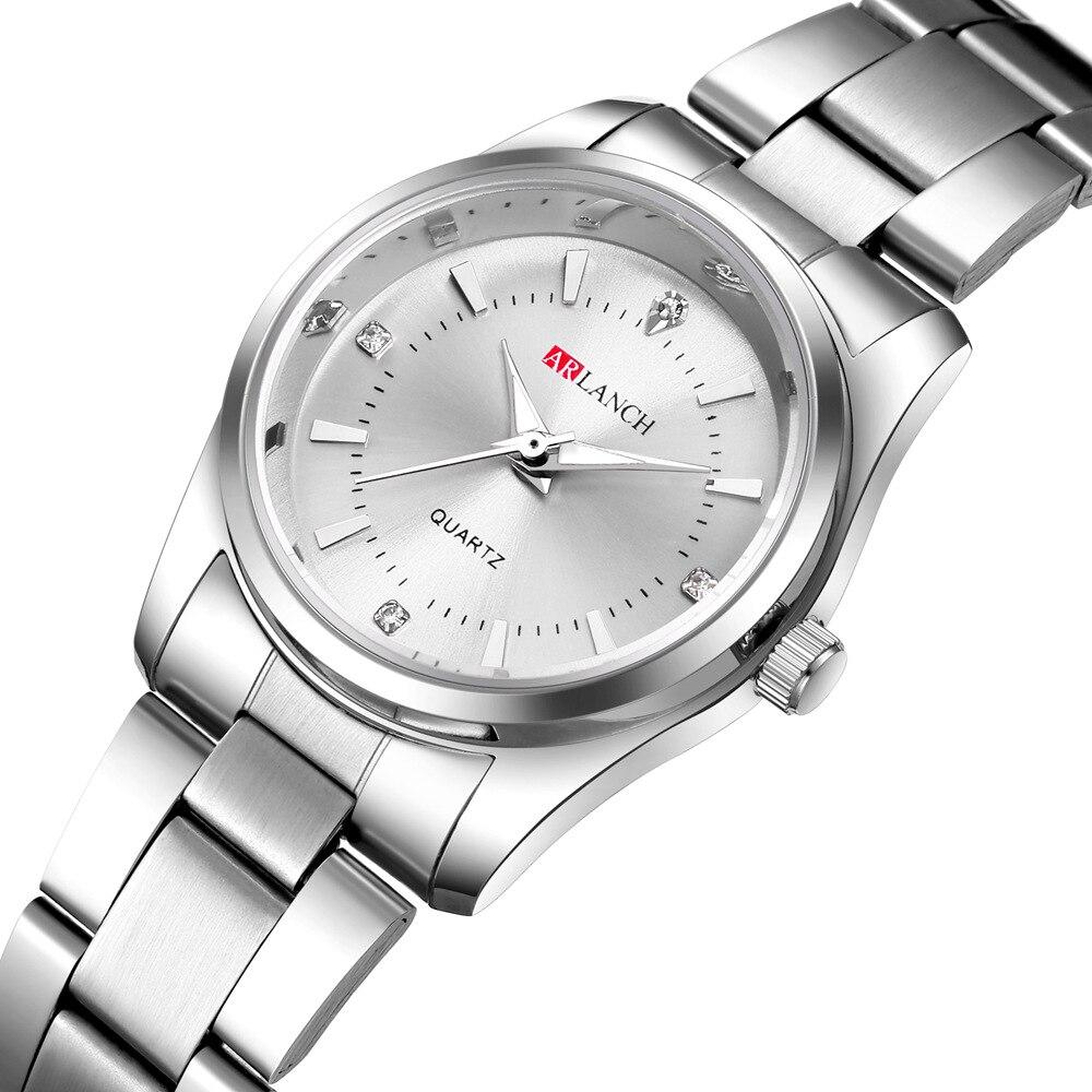 Эксклюзивные часы для женщин 2019 лучший подарок для дам платья повседневные алмазные часы из нержавеющей стали со стразами часы Relojes Para Mujer