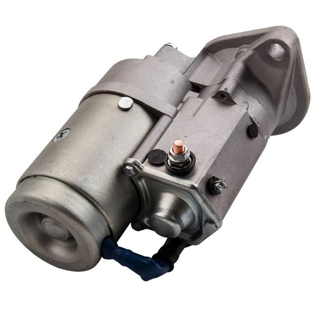 For Toyota HiLux KUN16 KUN26 D4D Engine 1KD-FTV Turbo Diesel 3.0L Starter Motor 281000L030