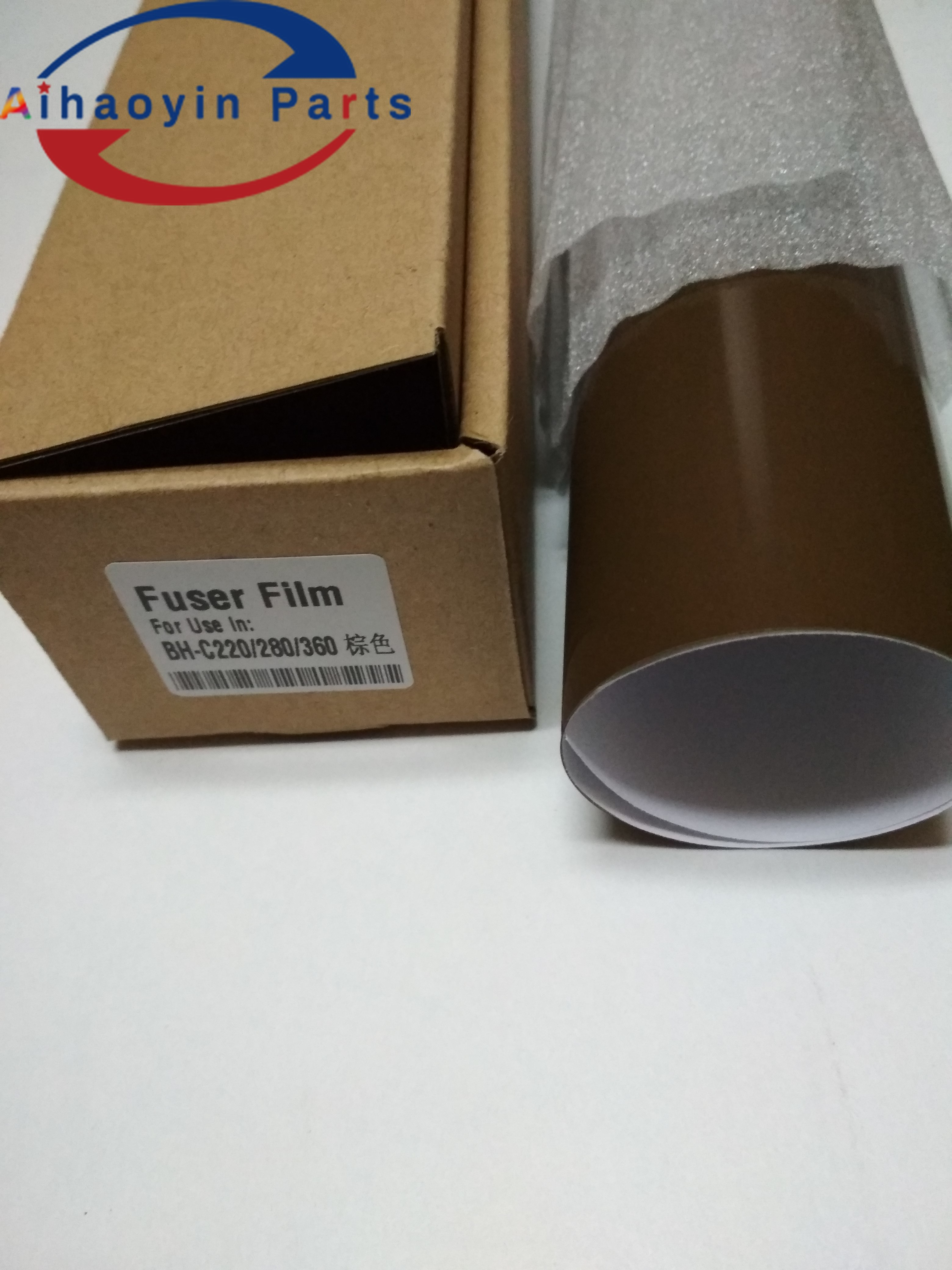 1pc BHC220 Japan Compatible Fuser Film Belt Replacement for Konica Minolta Bizhub C220 C280 C360 C224 C284 C364 C454 C224e C308|Printer Parts| |  - title=