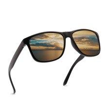 CitySpiner Oversized Sunglasses Men 2019 Black Polarized Sunglass Drive Eyeglasses Luxury Brand Male Sun Glasses Vintage Y003