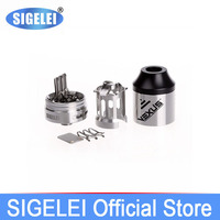 Orginal Sigelei Top grade atomizer vexus tank The newest way of heating Superpower