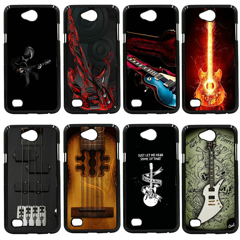 Bass Guitar Strings Music Guitares Cell Phone Case For LG L Prime G2 G4 G5 G6 G7 K4 K8 K10 V20 V30 Nexus 5 6 5X Pixel Shell