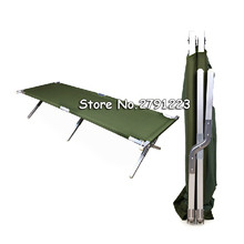 Outdoor Folding Camp Bed  Office Single  Medical Accompanying Bed Lunchtime Folding Cot Bed