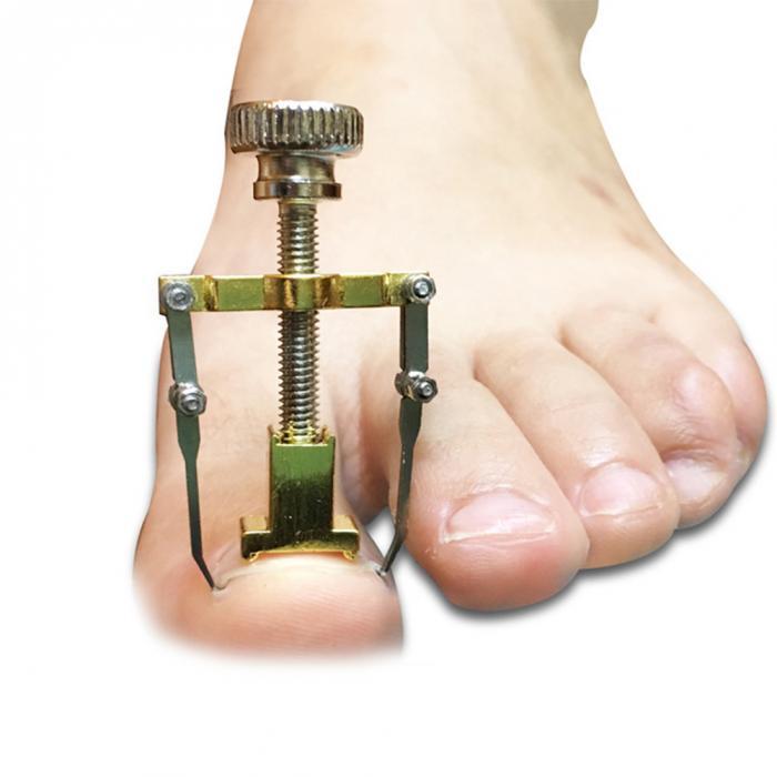 Toes tratamiento Herramientas ingrown dedo del pie uñas archivo ...