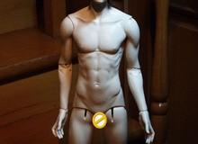 HeHe BJD 1/3 BJD 18yrs Boy body (Just Body only, Without Head)