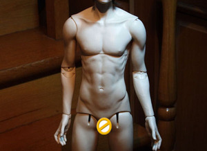 Image 1 - HeHe BJD 1/3 BJD 18yrs body (solo cuerpo, sin cabeza)