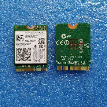 цена на Intel Dual Band Wireless-AC 7260 WiFi + Bluetooth 4.0 Combo card For Lenovo Thankpad Y40 Y50 t440s Series ,FRU 04x6007 20200552