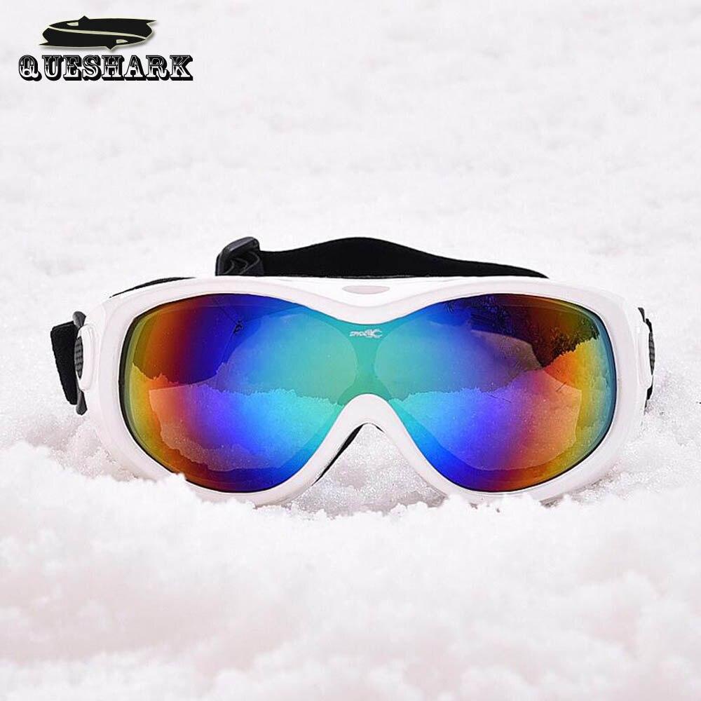Prix pour Hommes Femmes Enfants Garçons Filles Enfants Ski Snowboard Lunettes de Ski lunettes de Soleil Enfant D'hiver Unique couche Skate Anti-UV Ski Lunettes