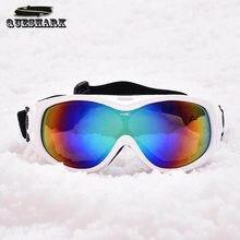 80dec87a9e7e Men Women Children Boys Girls Kids Ski Snowboard Glasses Skiing Sunglasses  Kid s Winter Single layer Skate