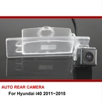 For Hyundai i40 2011~2015 For SONY Car Rear View Camera reverse Backup Parking Camera LED Night Vision Waterproof Wide Angle