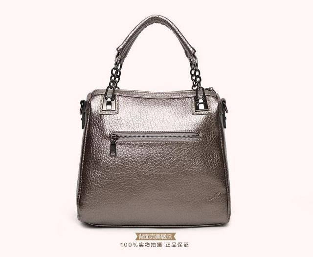 Brand Women Handbags 2016 Luxury Fashion Designer Lady Tote Purse Bags Messenger Shoulder Bag Female Genuine Leather Women Bags