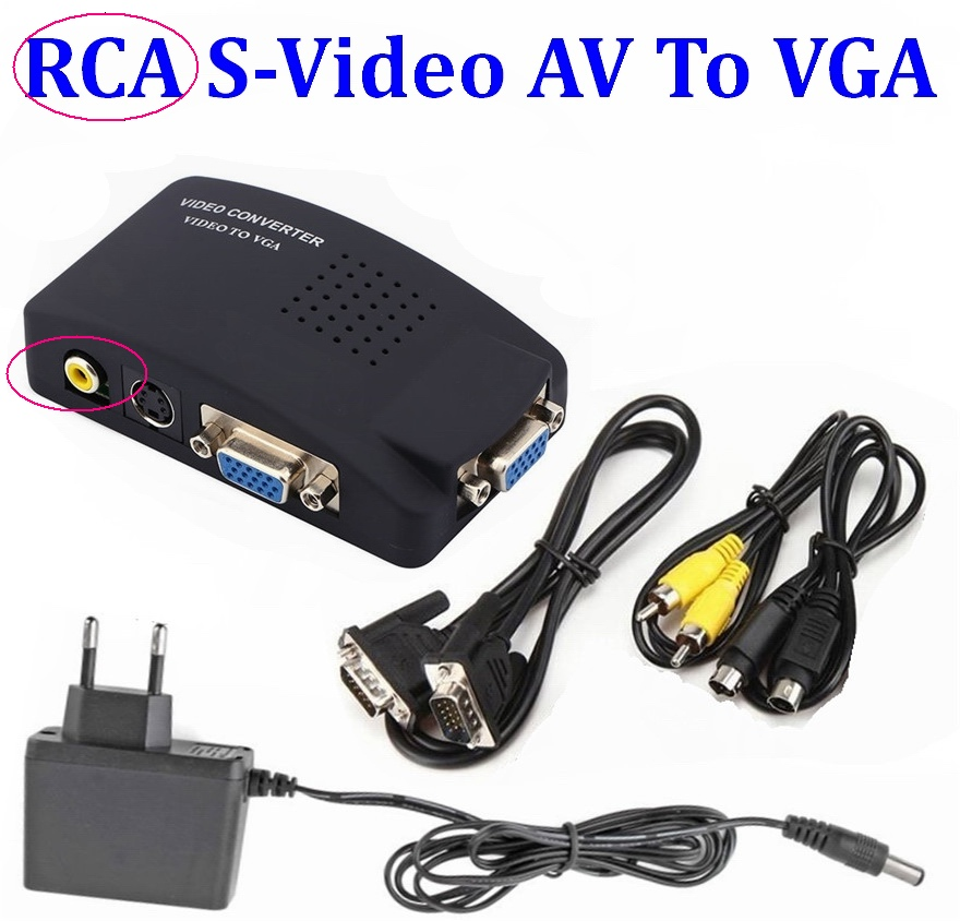 Enchanting Vga To S Video Wiring Diagram Adornment - Schematic ...