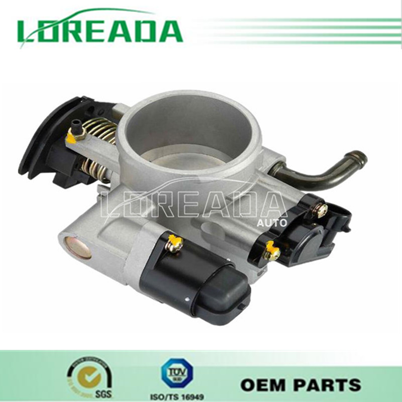 Brand New Throttle body D50E for DELPHI system Engine BUICK EXCELLE 1.6L Bore size 50mm Throttle valve assembly new original as1000 m5 metal throttle valve