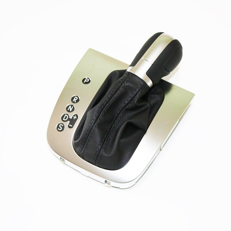 Nouveau pommeau de levier de vitesse DSG automatique avec couvercle anti-poussière pour V W Golf 6 MK6 G TI GLI J etta MK5 16D 713 203A